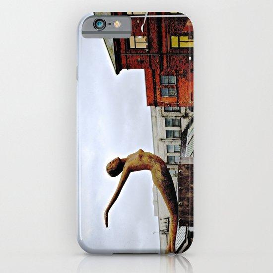 She Flies Across Belfast iPhone & iPod Case