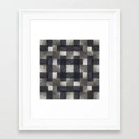 Confort Framed Art Print