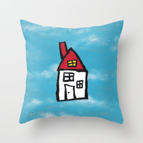 Keep Dreaming Throw Pillow