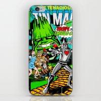 the Tenacious Tinman (COVER VARIANT) iPhone & iPod Skin