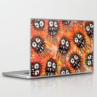 monster Laptop & iPad Skins featuring MONSTER by Matthew White
