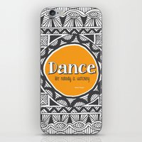 QUOTWAIN (1 of 4) - DANCE V1 iPhone & iPod Skin