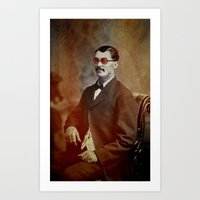 1880 Art Print