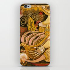 Purse Content iPhone & iPod Skin