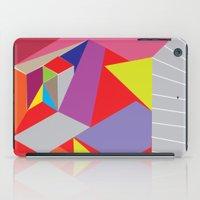 House Type 1 iPad Case