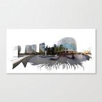 South Bank LDN Canvas Print