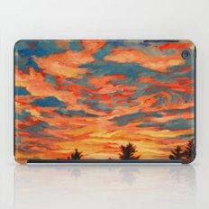 Fire Sky  iPad Case