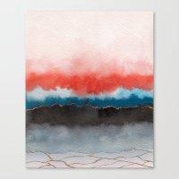 Improvisation 05 Canvas Print