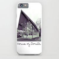 iPhone & iPod Case featuring House of Donuts by Vorona Photography