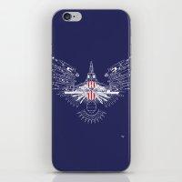 The American Way iPhone & iPod Skin