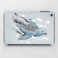 Cleaning The World iPad Case