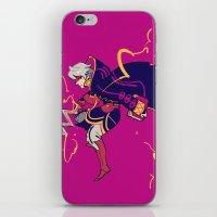 Thoron iPhone & iPod Skin