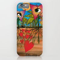 Intra-terrestrial messages iPhone 6 Slim Case