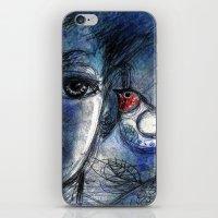 A bird told me... iPhone & iPod Skin