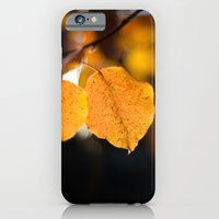 iPhone & iPod Case featuring Embers V by Katie Kirkland Photography
