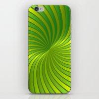 Spiral Vortex G319 iPhone & iPod Skin