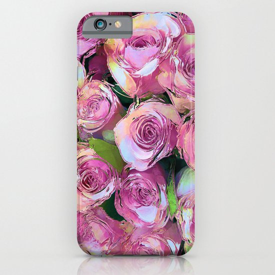 Gypsy Roses iPhone & iPod Case