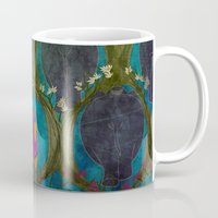 Nirmala in the woods Mug
