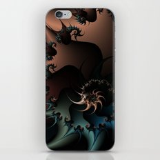 Thorned Rebellion iPhone & iPod Skin