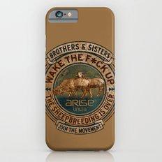 the awaken sheep Slim Case iPhone 6s