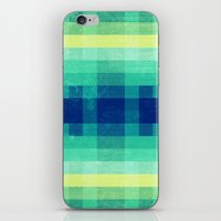 Almost Spring Abstract  iPhone & iPod Skin