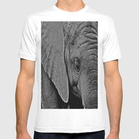 Beauty Is Skin Deep Mens Fitted Tee White SMALL