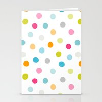Chickweed Mid Dots Stationery Cards