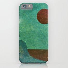 iPhone & iPod Case - Coast - Aurora Art