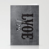 LVOE Stationery Cards