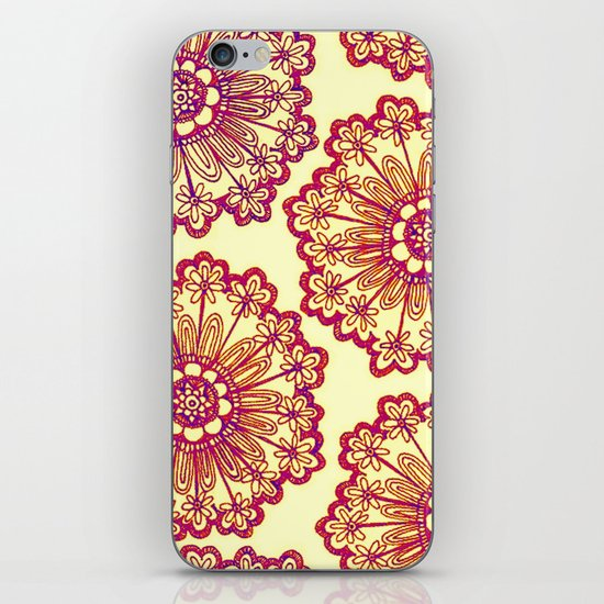bright iPhone & iPod Skin