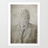 Cumulative Effect  Art Print