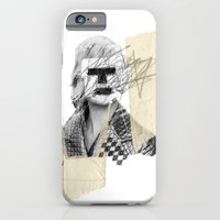 Kate Moss iPhone 6 Slim Case