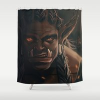 Show Us The Way Shower Curtain