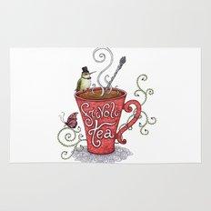 Frivoli-Tea Rug
