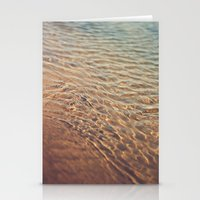Calm Water Stationery Cards