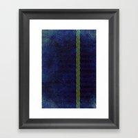 Pattern Stripes Vol. 1.0 Framed Art Print