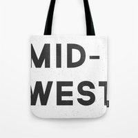 MID-WEST Tote Bag