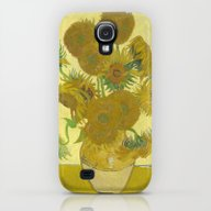 Sunflowers By Vincent Va… Galaxy S4 Slim Case