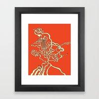 0262_004 8 L Framed Art Print