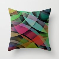 Shapes#3 Throw Pillow