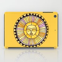 The Sun was incapable of making plans iPad Case