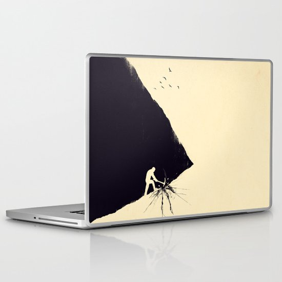 Freedom Seeker Laptop & iPad Skin