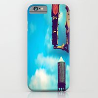 iPhone & iPod Case featuring NYC Traffic Light by Thomas Eppolito