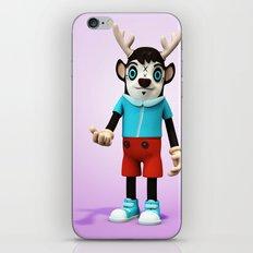 Ben my Deer! iPhone & iPod Skin