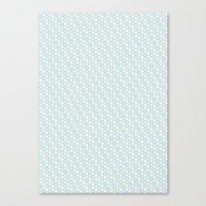 Hexagonal Canvas Print