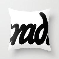 prds Throw Pillow