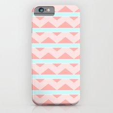 Pastel pattern Slim Case iPhone 6s