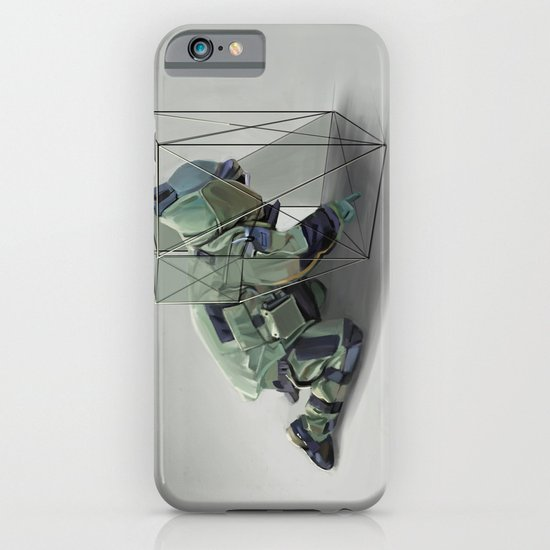 Cage iPhone & iPod Case