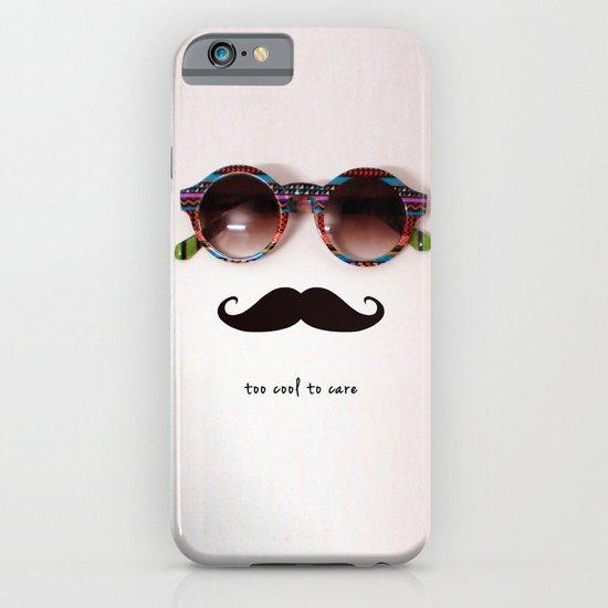 je m'en fous iPhone & iPod Case