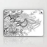 DOODLE MANIA Laptop & iPad Skin